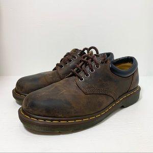 DR. MARTENS | Nappa 5-Eye Oxford Shoes